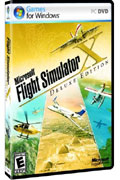 Flight Simulator X - Deluxe Edition